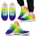 Ice Rainbow Unisex Sneakers
