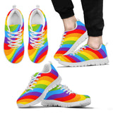 Rainbow Opt Unisex Sneakers