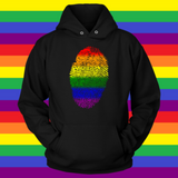 Official LGBT Pride Fingerprint Shirt