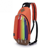Rainbow Unisex Messenger Bag