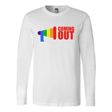 Coming Out Long Sleeve Shirt