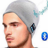 Smart Bluetooth Earphone Knitted Beanie
