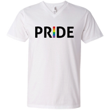 Pride Anvil Printed V-Neck T-Shirt