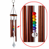 Jeez Rainbow Wind Chime