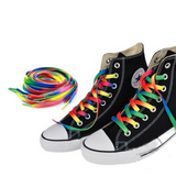 High Quality Rainbow Shoelaces