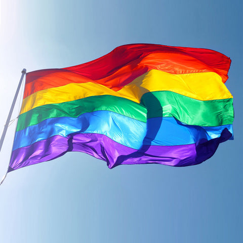 Pride Month Rainbow Flag Offer