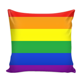 LGBT Flag Pillow Cover