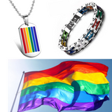 LGBT Rainbow Bundle + Free LGBT Flag