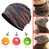 Multi-Use Beanie & Scarf