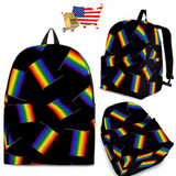 LGBT Bunch Flags Backpack