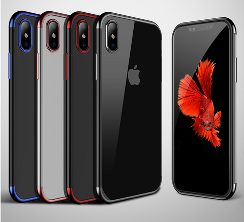 The Mirage - Premium Stylish iPhone X Case