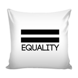 Pride LGBT Equality Pillow Cover