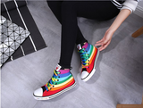 Rainbow High Casual Shoes
