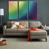 Wave Rainbow Wall Art