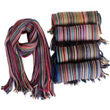 Wool Scarf & Multi-Use Beanie Bundle