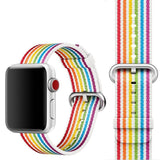 Rainbow Watch Band