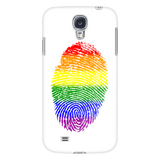 Official LGBT Pride Fingerprint Phone Case