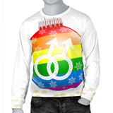 Gay Christmas Ball Sweater