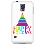 Happy Holigays Phone Cases for Iphone and Galaxy