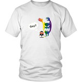 LGBT Scary Pride Ghost Shirt