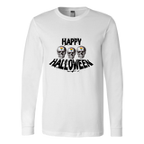 LGBT Skull Faces Halloween T-Shirt