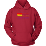 Pride LGBT U.S Rainbow Flag Shirt