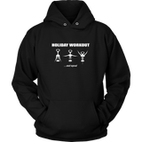 Holiday  Workout Sweatshirt