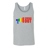 Coming Out Tank Top