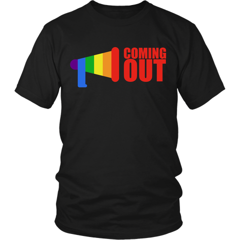 Coming Out T-Shirt