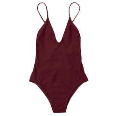 Willow One Piece - Wine