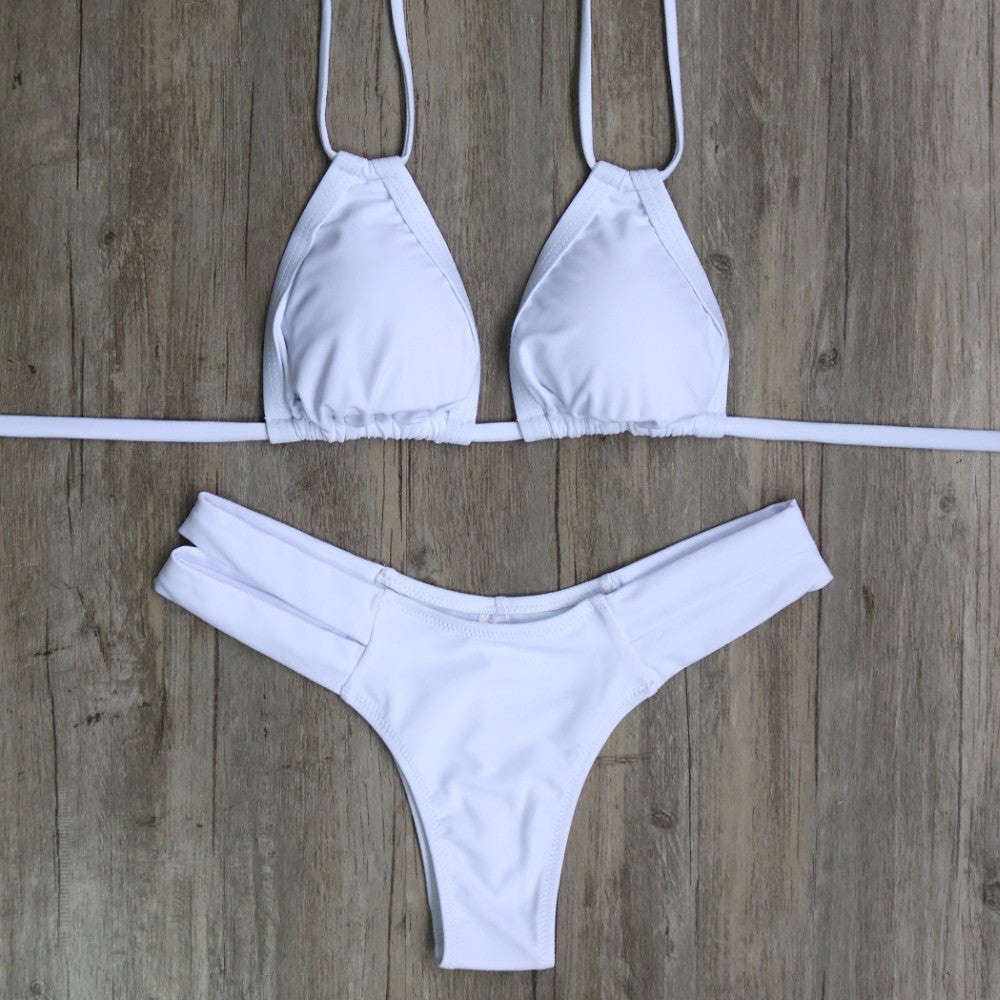 Morgan Bikini Set - White
