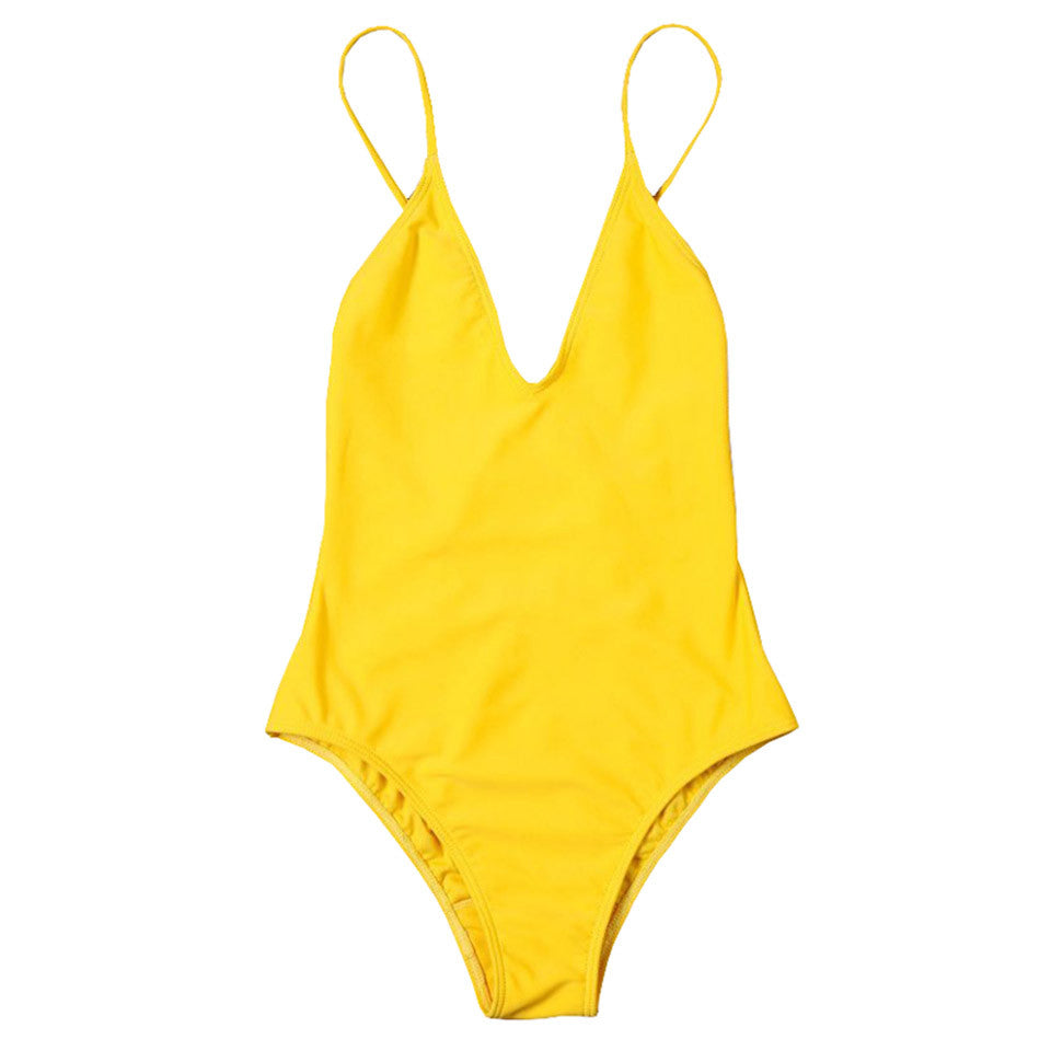 Willow One Piece - Yellow