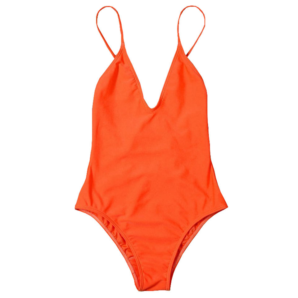 Willow One Piece - Ginger