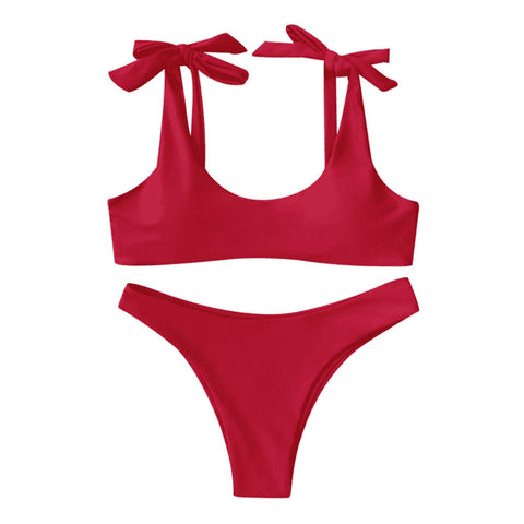 Joy Bikini Set - Red