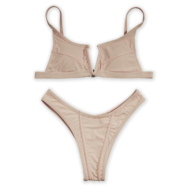 Betty Bikini Set - Blush