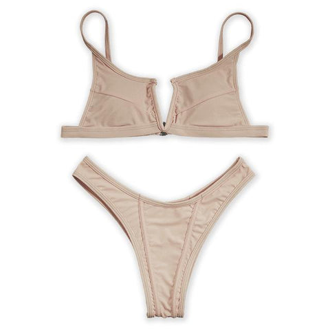 Betty Bikini Set - White