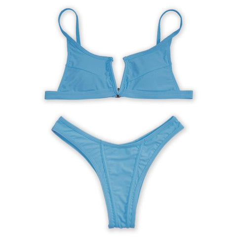 Betty Bikini Set - Blue