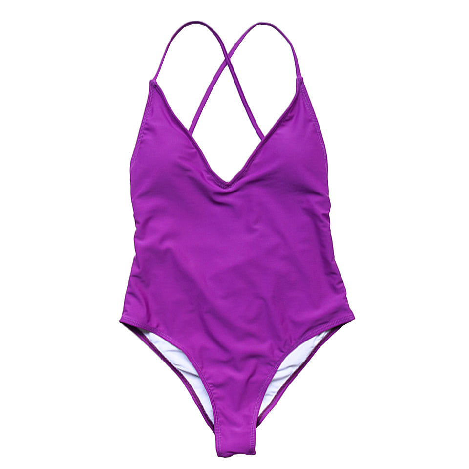 Sofia One Piece - Purple
