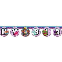 Load image into Gallery viewer, Hatchimals Happy Birthday Party Banner (6.5 ft.)
