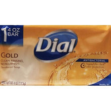 Load image into Gallery viewer, Dial Antibacterial Soap Bar (4 oz.) Select Scent