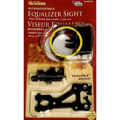 Allen Micro Adjustable Equalizer Bow Sight (Fiber Reinforced Sight Bracket) at DollarFanatic.com America's Exclusively Online Dollar Stores.