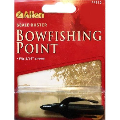 Allen Scale Buster Bowfishing Point - Fits 5/16
