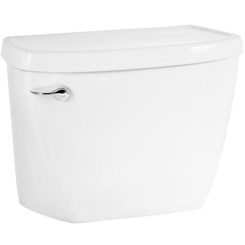 Pressure-Assisted 1.6 GPF EcoFlush White Toilet Tank at DollarFanatic.com America's Exclusively Online Dollar Stores.
