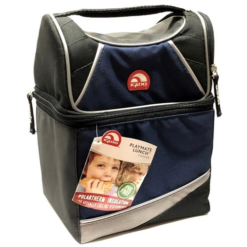 Playmate Lunch Cooler Bag (Navy)