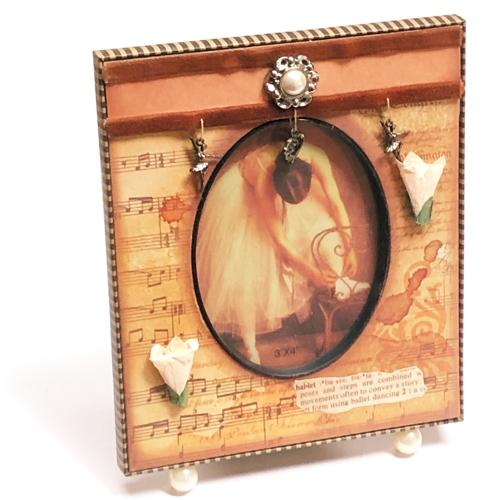 Ballet Timeless Elegance Photo Frame - Gift Boxed (3