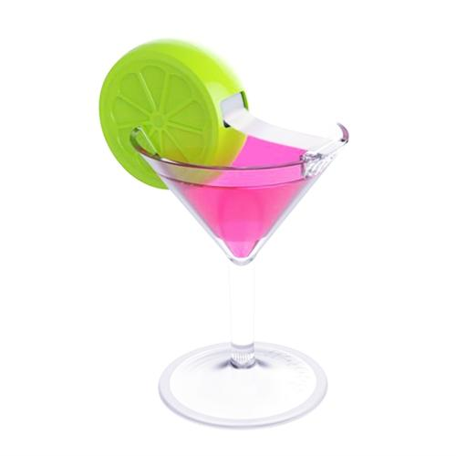 Scotch Magic Tape with Cosmo Martini Tape Dispenser - Matte Finish (3/4