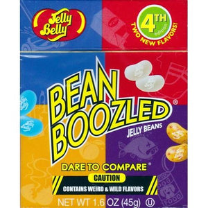 Jelly Belly Bean Boozled Jelly Beans 4th Edition (Net Wt. 1.6 oz.) at DollarFanatic.com America's Exclusively Online Dollar Stores.