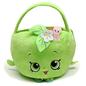 Shopkins Apple Blossom Plush Basket