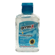 Load image into Gallery viewer, Germ-X Moisturizing Hand Sanitizer (8 fl. oz.) Select Scent