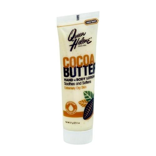 Queen Helene Cocoa Butter Hand + Body Lotion (Net wt. 2 oz.)
